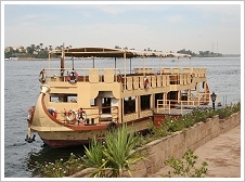 New ferry running between Luxor West and East