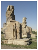 Colossi of Memnon, Luxor West Bank