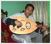 Hamada, Egyptian Oud player