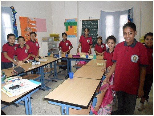 International German School Luxor - Third grade