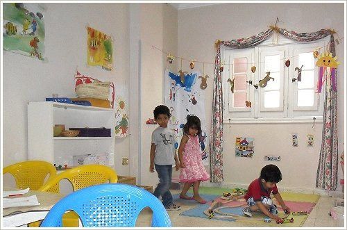 International German School Luxor - Kindergarten