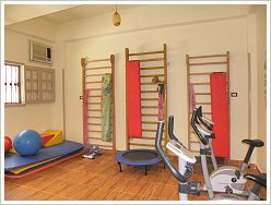 The Small Pyramid Organization Luxor - Fitness room