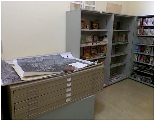 Theban Mapping Project Library, Luxor West Bank